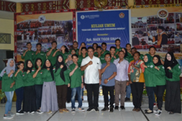 Kuliah Umum Bank Indonesia